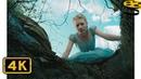 Алиса падает в Кроличью Нору Погоня за Кроликом Алиса в стране чудес 2010 HD