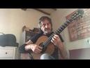 G.F. Haendel: Lascia ch'io pianga (Aria dal Rinaldo), transcription for guitar by Flavio Cucchi