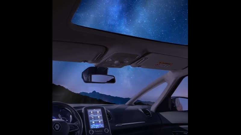 Ночь с Renault