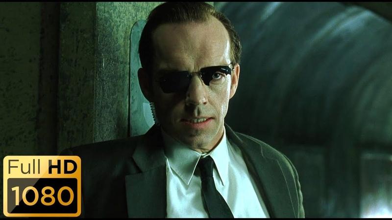 Драка Нео против агента Смита Матрица