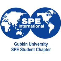 Логотип Gubkin University SPE Student Chapter
