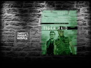 Tiger Raid / Рейд тигров (2016) русский трейлер