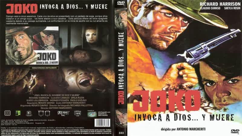 Joko invoca Dio e Muori Joko invoca a Dios y Muere 1968 Español