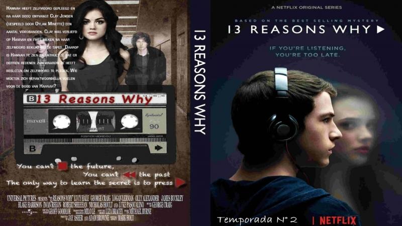 13 причин почему 13 Reasons Why 2017 Перевод ДиоНиК