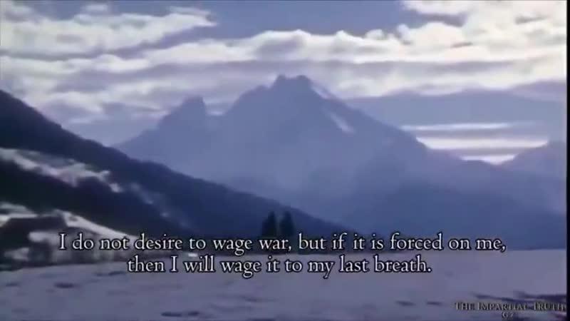 Adolf Hitlers Desire For Peace Стремление к миру Адольфа Гитлера.