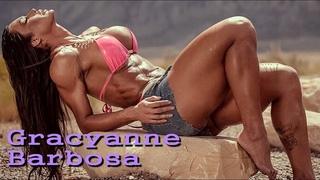 Gracyanne Barbosa part1 most beautiful & powerful   Brasilian muscle queen