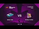 Benz 190E vs Totally Spies Epic League Challenger bo3 game 2 Maelstorm Jam
