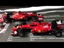 Коллекция болидов Формулы-1. Ferrari SF15-T Феттеля. Сравнение качества с фирмой bburago 043