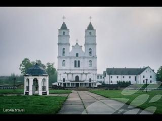 ✅ЛАТВИЯ НА ВЫХОДНЫЕ, Латгалия Даугавпилс , Отель SanMari, Аглонская базилика ,Черток озеро,