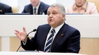 Глава «Курчатовского института» М. Ковальчук выступил на заседании СФ в рамках «Времени эксперта»