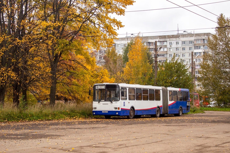 В Ярославле определили тройку худших автобусных маршрутов