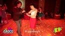 Konstantin Morozkov and Natalya Dmitrieva Salsa Dancing at KISF, Saturday 02.06.2018