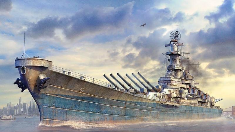 ВМФ России Показал Миру Свой Сверхвооружённый Крейсер
