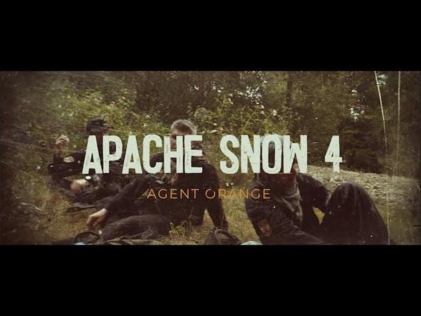 Apache snow 4 Agent orange