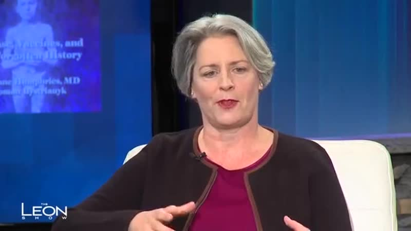 Vaccine expert Dr. Suzanne Humphries guests the Leon show
