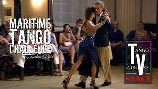 Maritime Tango Challenge 2020: Tymoteusz Ley & Agnieszka Stach