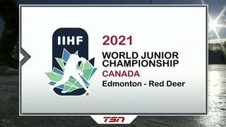 USA vs Finland SEMIFINAL FULL GAME | 2021 World Junior Championship