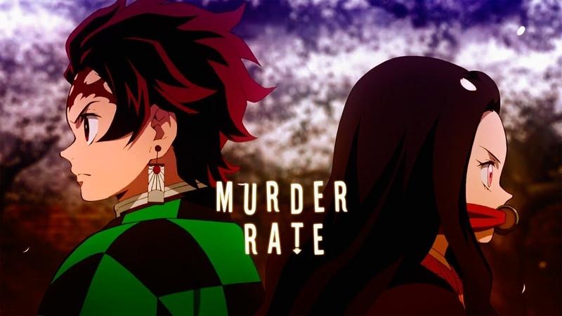Kimetsu noYaiba- [𝐀𝐌𝐕] - MURDER RATE