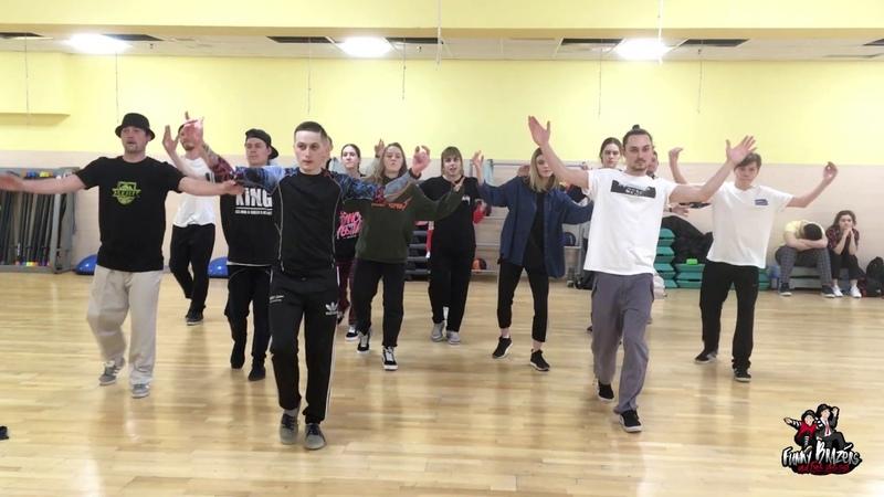 Ахатыч popping choreo | FBIntensive 16.02.20