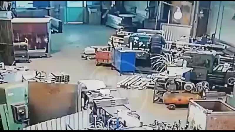 Нарушение правил техники безопасности