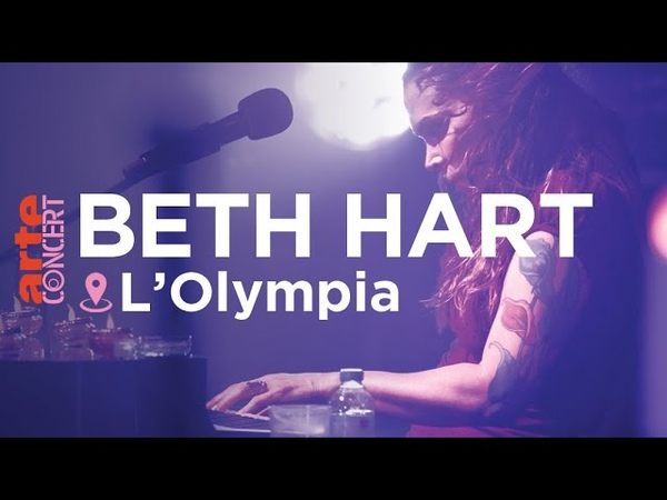 Beth Hart à l'Olympia StayHome WithMe ARTE Concert