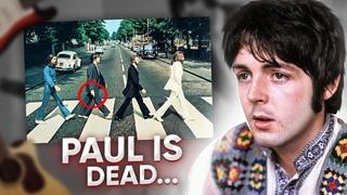 Действительно ли Пол Маккартни погиб в 1966 году? Скрытые послания в песнях Beatles.