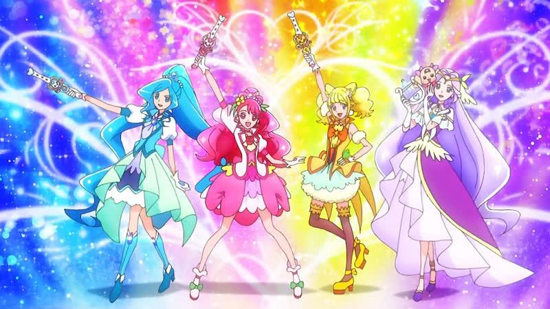 Healin' Good♡Precure Group Transformation 2