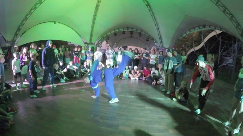 Hamsta MiniGun vs The Vint Alek Top Jam Minsk