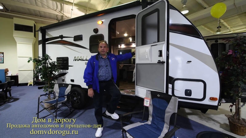 Американской аналог Hobby De Luxe 454 5 местный семейный дом на колесах Mallard Heartland M185