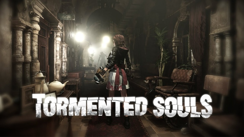 Tormented Souls Classic Survival Horror Coming to Steam Consoles in 2021