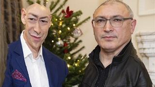 Гордон задаёт уточняющие вопросы Ходорковскому
