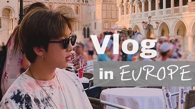 [VLOG] RM | 9-day Europe Travelog ArtMuseumTour LuLuLaLaWithFriends