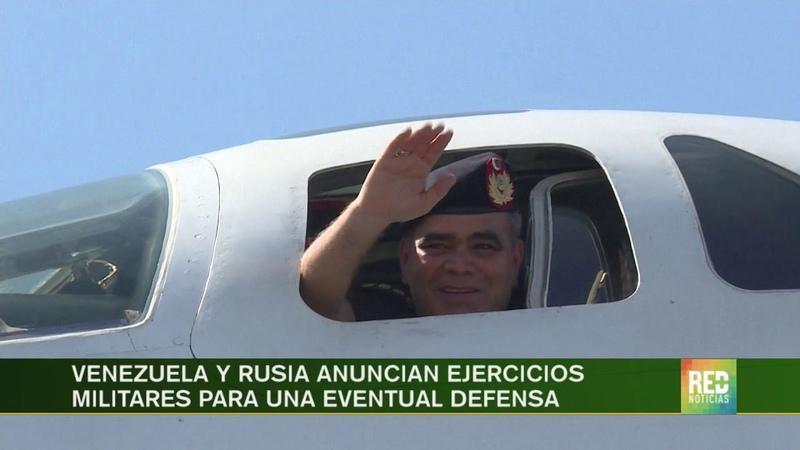 RED | Aterrizaron en Venezuela dos bombarderos rusos tu-160