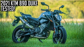 2021 KTM 890 Duke | First Ride Review