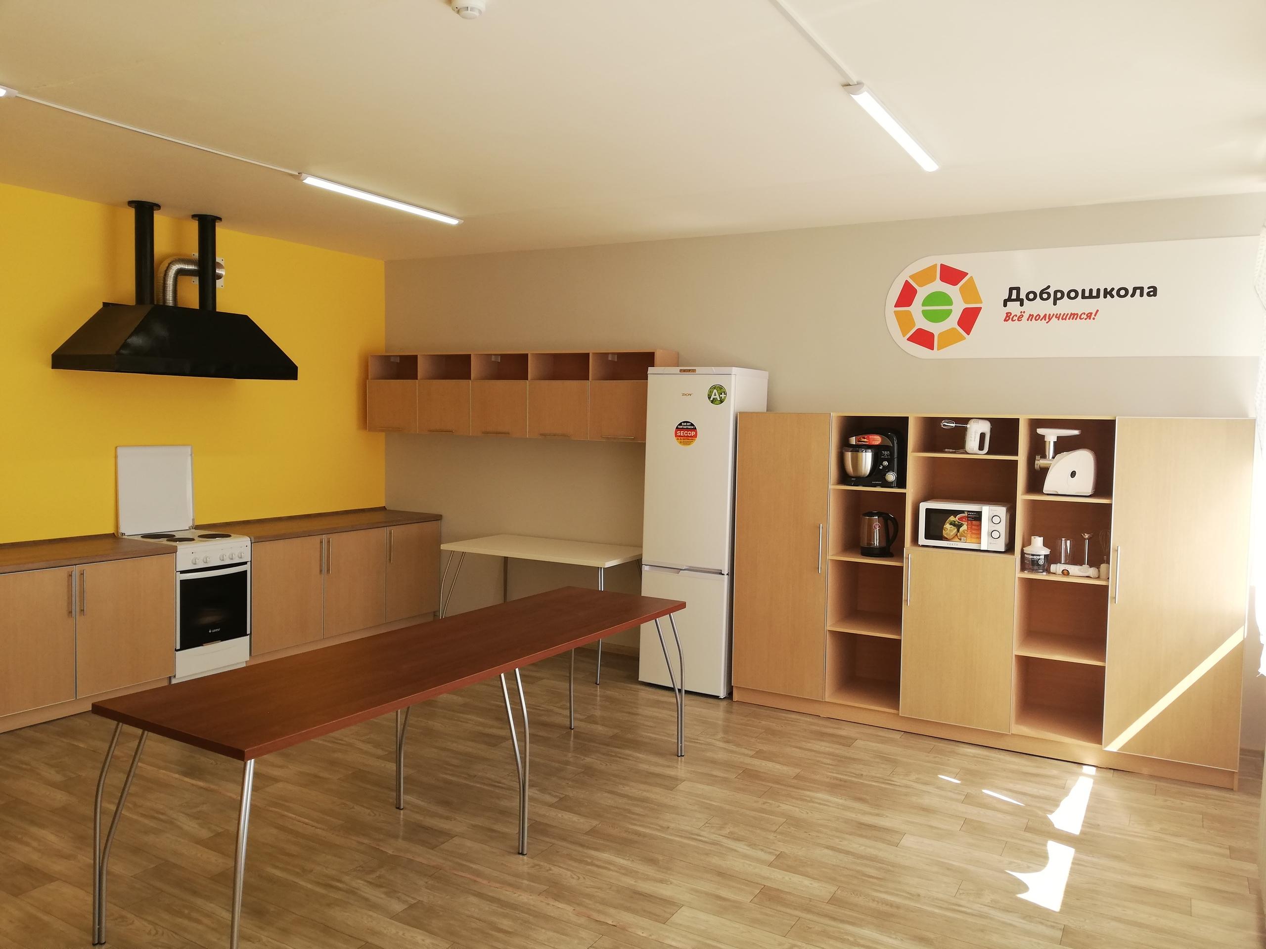 Козьмодемьянская школа-интернат получила новое современное оборудование