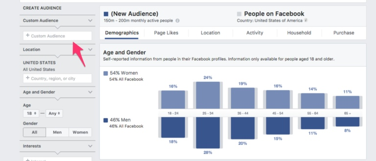 Как использовать Facebook Audience Insights для вашей стратегии PPC, изображение №3