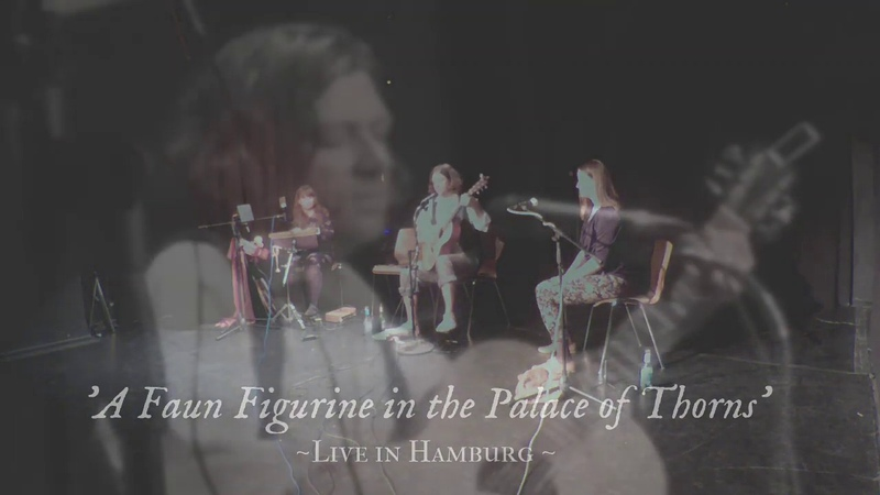 In Gowan Ring 'A Faun Figurine in the Palace of Thorns' Live in Hamburg