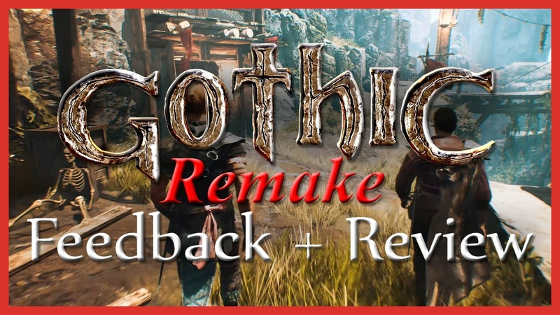 Gothic Remake Playable Teaser Feedback and Review