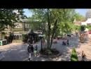 Volo da Vinci Летательный аппарат Леонардо да Винчи Europa Park Германия Август 2018