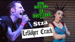 20 Questions + Speaking Out on the Controversy with Sturgeon LoC/CHOKING VICTIM/STAR F*ING HIPSTERS