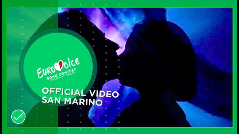 San Marino - Rácz Gergő feat. Burai Krisztián - Szállj le rólam - Official Music Video - Eurovoice 20