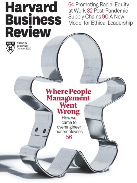 Harvard Business Review USA 09.10 2020