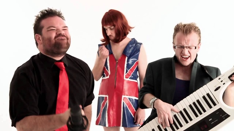 4 Chords   Music Videos   The Axis Of Awesome
