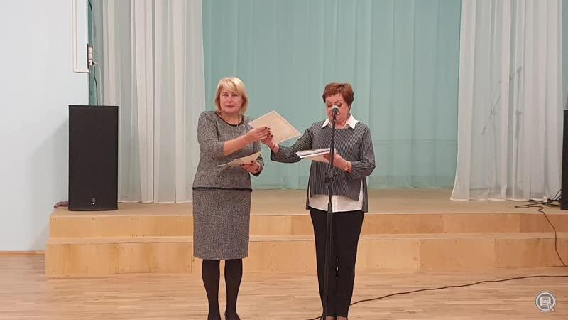 Церемония вручения дипломов и грамот победителям и участникам конкурсов Дорогою добра и Битвы хоров