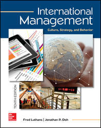 International Management Culture Strategy and Behavior Irwin Management
