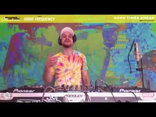 Good Times Ahead / GTA - Live  Monstercat presents Home Frequency 2020 ( x Brownies & Lemonade ) 🍋😸