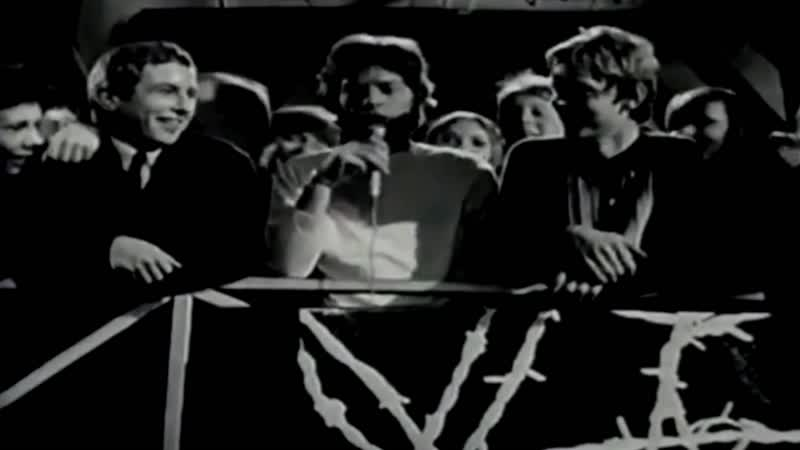 The Rolling Stones Andrew Loog Oldham and Cathy McGowan I Got You Babe Ready Steady Go 1965