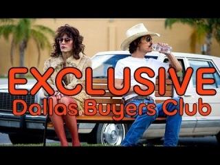 DALLAS BUYERS CLUB - Making of a Scene - Matthew McConaughey, Jean-Marc Valle, Jared Leto