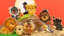 Cookies Decorated Disney Character by Tasty Cookies Lion King Cookies