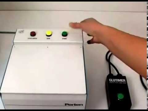 Процедура определения количества и качества клейковины с использованием Glutomatic 2200
